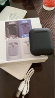 Used Black edition airpods high bass inpods  in Dubai, UAE