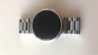 Moto 360 used no scratches