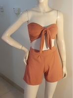 Used Light peach beachwear-free size in Dubai, UAE