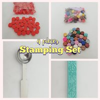 Used Stamping Set | 4pcs in Dubai, UAE