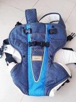 Used Giggles Baby Carrier used once like new in Dubai, UAE