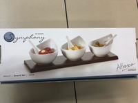 Used Symphony Australia snack set in Dubai, UAE