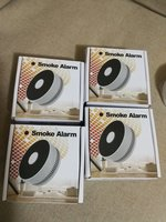 Used 4 pcs smoke/ fire alarm in Dubai, UAE