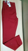 Used Pants-LACOSTE-red-42-repard0976 in Dubai, UAE