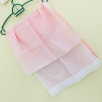 Used New Tulle white/Pink 2 pieces in Dubai, UAE