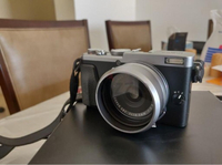 Used Fujifilm X70 in Dubai, UAE