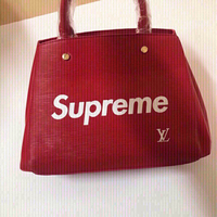 Used Supreme-handbag-Louis Vuitton  in Dubai, UAE