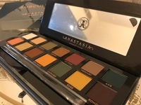 Used Anastasia Beverly Hills palette NEW in Dubai, UAE