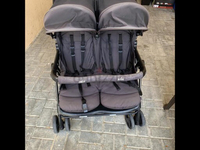 Used Double stroller 300 in Dubai, UAE