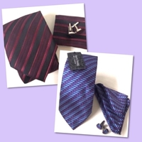 Used 2 Barry Wang Ties  in Dubai, UAE