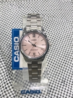 Used Casio ladies watch. With pink dial!  in Dubai, UAE