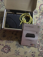 Used Elife ultra HD4K tv box in Dubai, UAE