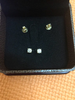 Used Authentic diamond earrings in Dubai, UAE