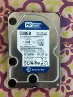 Used WD 500GB IDE INTERNAL HARD DRIVE NEW in Dubai, UAE