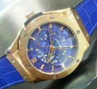 "HUBLOT ""Blue Swagger"" MEN'S WATCH/WRIST FASHION"