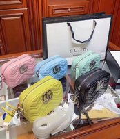 Used GG Gucci Marmont Mini Shoulder Bag in Dubai, UAE