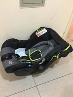 Used Baby car seat.. in Dubai, UAE