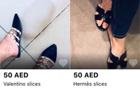 Used 2 For Price 1 Copy Brands Shoees  in Dubai, UAE