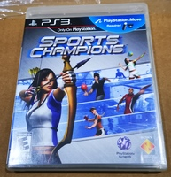 Used Sports Champions Sony PlayStation 3 in Dubai, UAE