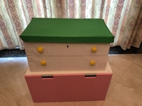 Used Storage box or toy box  in Dubai, UAE