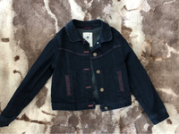 Used Denim jacket size 8 years old  in Dubai, UAE