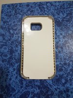 Used Samsung S7 cover+bank in Dubai, UAE