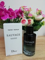 Used Dior sauvage 100ml.edp in Dubai, UAE
