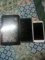 Used Two phone & 1 tab in Dubai, UAE