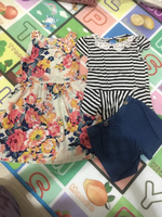Used Baby dresses with free 3 pyjamas  in Dubai, UAE