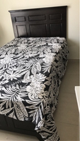 Used New Double twin size bed with Mattres in Dubai, UAE