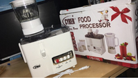 Used Cyber food processor juicer/blender/etc. in Dubai, UAE