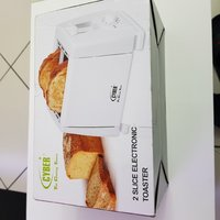 Used Electric toaster new still in box in Dubai, UAE