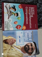 Used Grade 8 CBSE 2 text books in Dubai, UAE