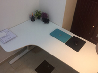 Used URGENT!! IKEA TABLE FOR STUDY / GAMING!! in Dubai, UAE