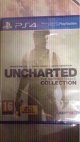 Used PS4 UNCHARTED NATHANS DRAKE COLLECTION in Dubai, UAE
