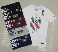 Used USA T-shirt 5 pcs Large in Dubai, UAE