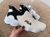 Used New fila shoes class A (size 36 to 42) in Dubai, UAE