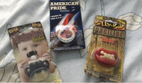 Used Funny pacifier Billy-bob US brand in Dubai, UAE