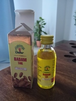 Used Original Dabur 100 % Almond Oil 50 ml in Dubai, UAE