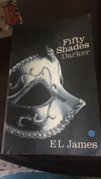 Used Fifty shades darker- EL James in Dubai, UAE
