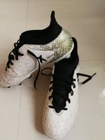 Used Football Adidas Shoes Size 36 and 1/2 in Dubai, UAE