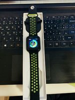 F8 smart watch with all features boxpack