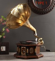 Used Vintage style Gramophone Player for Sale in Dubai, UAE