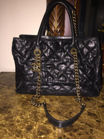 Chanel bag caviar skin Authentic