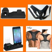 Used 3 in 1 charging stand + POSTURE CORRECTO in Dubai, UAE