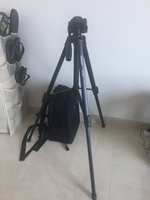 Used DSLR Tripod & Camera/Laptop bag in Dubai, UAE