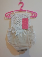 Used Stylish Lace sleeveless bodysuit (1pc) in Dubai, UAE