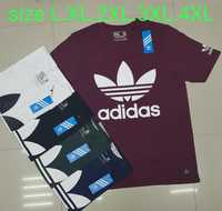Used Adidas 5pcs tshirt in Dubai, UAE