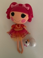 Used Lalaloopsy Tippy Tumbelina Doll in Dubai, UAE