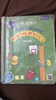 Used Maths CBSE testbook grade 8 in Dubai, UAE